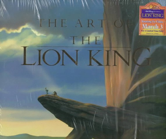 The Art of The Lion King by Hyperion