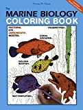 The Marine Biology Coloring Book, Second Edition, Thomas M. Niesen, 006273718X