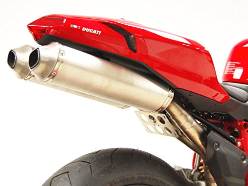 Competition Werkes 1D1098LTD Ducati 848, 1098, 1198 Fender Eliminator Kit (Fender Eliminator Trick Kit)