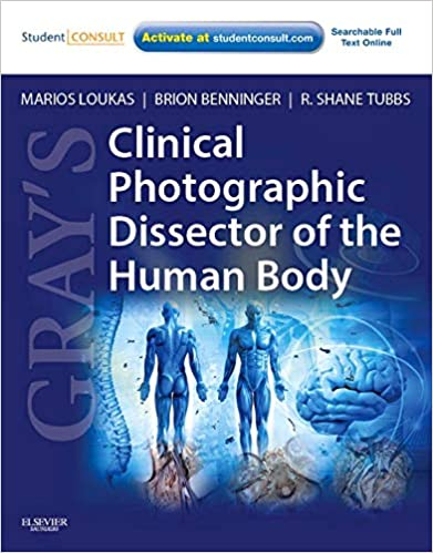 Gray S Clinical Photographic Dissector Of The Human Body With