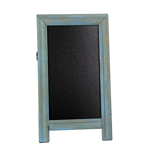 SUPERIORFE Vintage Standing Two Side Chalkboard product image