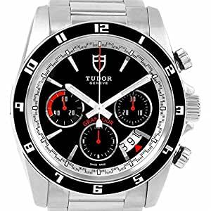 Tudor Grantour automatic-self-wind mens Watch (Certified Pre-owned)
