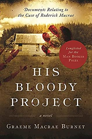 book cover of His Bloody Project