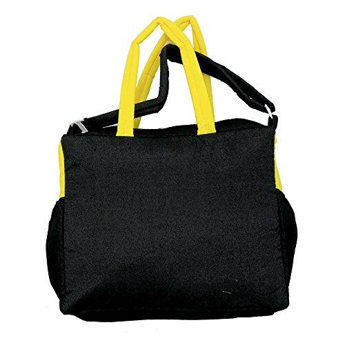 Kuber industrias bolsa de pañales, bolsa de cambiar pañales, bolsa (diseño de cabaña de la Mamma)