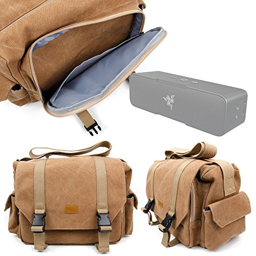 duragadget-tan-brown-large-sized-canvas-carry-bag-compatible-with-the-new-razer-leviathan-mini-porta