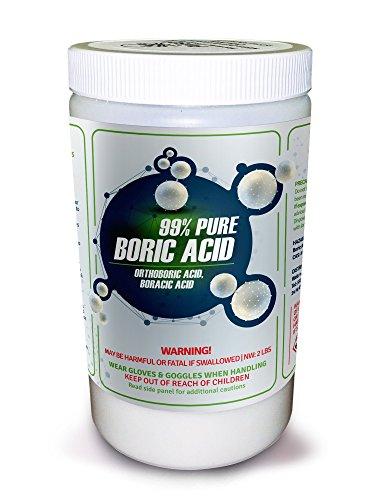 PURE BORIC ACID Orthoboric Boracic product image