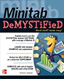 Minitab Demystified, Andrew Sleeper, 0071762299