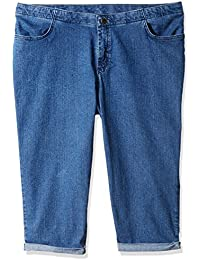 Amazon.com: Riders by Lee Indigo - Pants & Capris / Plus-Size ...