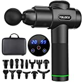 TOLOCO Massage Gun, Upgrade Muscle Massage Gun for