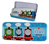 Baby Blue Thomas and Friends Pencil Box - Childrens School Supplies