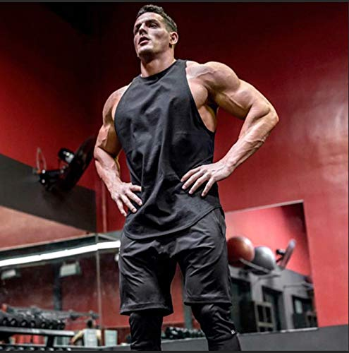 af0e36eb4f5 COOFANDY Men s Gym Workout Shorts Athletic Bodybuilding Short Pants Running  Fitted Training Jogger with Zipper Pockets