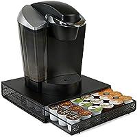 Mind Reader 36 Capacity Storage Drawer Coffee Pod Holder