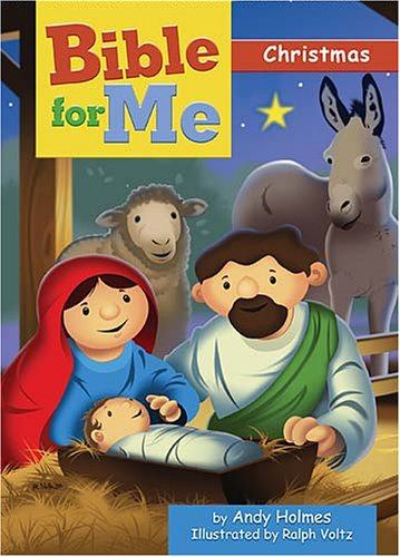 Bible for Me: Christmas pdf epub