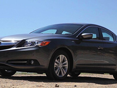 Acura ILX Goes Back to the Basics