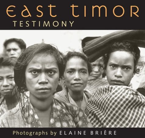 Download East Timor: Testimony PDF