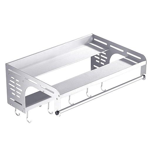 IUYWL Rejilla De Horno Microondas De Aluminio, Rejilla De Cocina ...