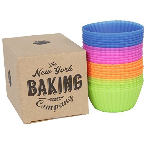 Baking Co Silicone Cups Non Stick