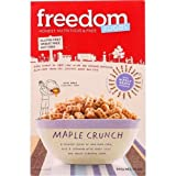 FREEDOM FOODS CEREAL GF MAPLE CRUNCH, 10.6 OZ