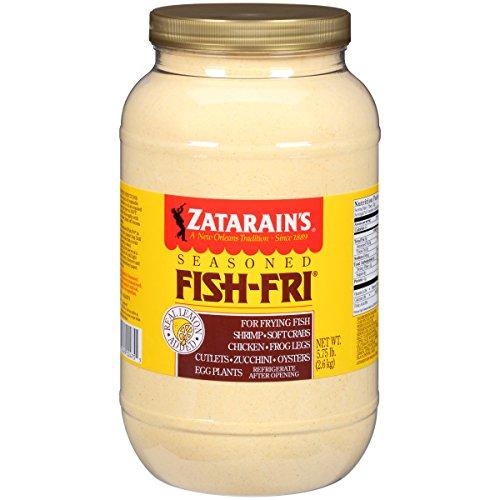 Fish Fry - Zatarain's Seasoned Fish Fri, 5.75 lb
