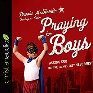 Praying for Boys Audiobook