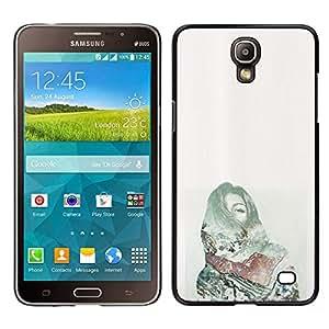 For Samsung Galaxy Mega 2 , S-type® Pain Deep Dark Money Green - Arte & diseño plástico duro Fundas Cover Cubre Hard Case Cover