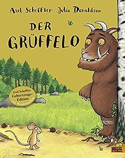 Stofftiere aus Film & Fernsehen Der Grüffelo Eule Plüsch klein Axel Scheffler Stück Der Grüffelo Deutsch 2015