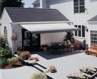 depot awning for manual retractable costco good sunsetter hd motorized awnings buybenadryl price home patio