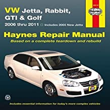 [(VW Jetta, Rabbit, GI, Golf Automotive Repair Manual: 2005-2011)] [Author: Jeff Killingsworth] published on (September, 2013)