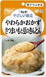 QP-friendly menu category 3 80gX6 or mashed sweet potato side dish of soft and beans