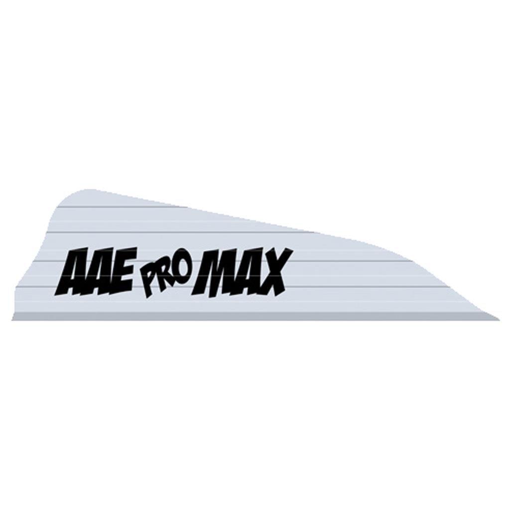 AAE Pro Max Vane White 100 pk. Model: PMHAWH100