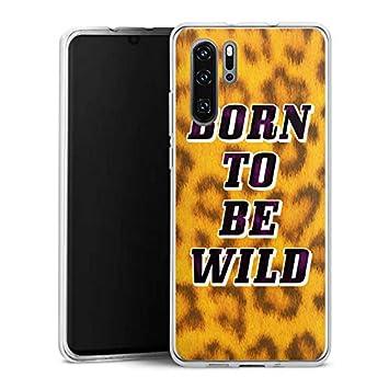 coque huawei p30 pro leopard
