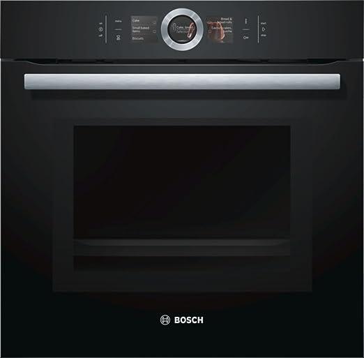 Bosch HMG6764B1 - Horno (Grande, Horno eléctrico, 67 L, 67 L, 30 ...