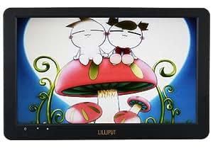 "Lilliput UM1010T 10 ""Monitor de USB con alimentación USB mini monitor de pantalla táctil"
