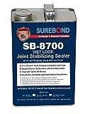 SEK Surebond SB-8700 G Wet Look JSS Antifungal Film Protection, Solvent-based Acrylic Co-polymer, DARKENING
