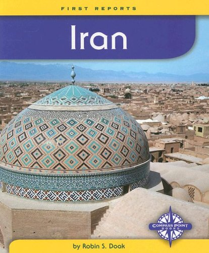 Iran (First Reports - Countries series) by Brand: Compass Point Books (Image #1)
