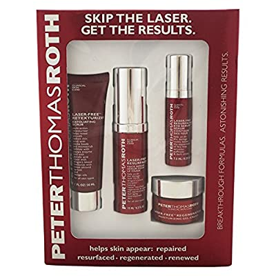 Peter Thomas Roth Laser Free Skin Resurfacing Kit