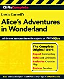 CliffsComplete Alice's Adventures in Wonderland, Lewis Carroll, 0764587218