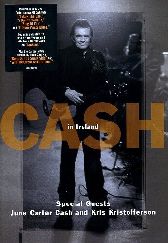 Johnny Cash - Live in Ireland -