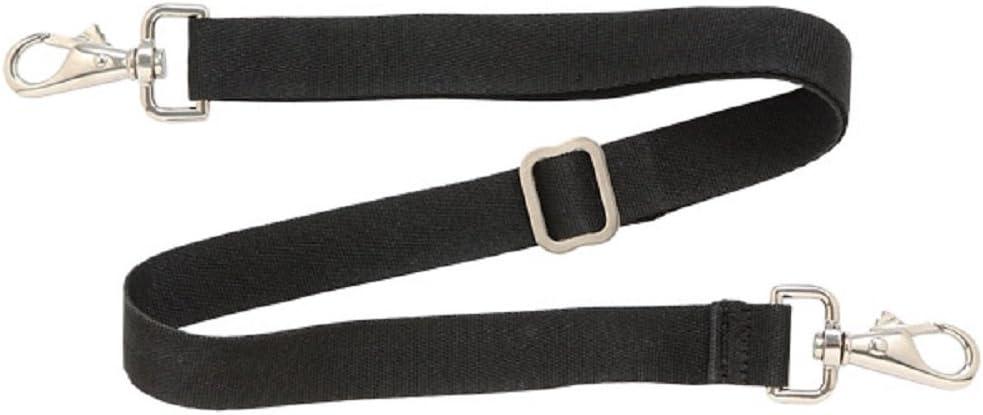 Pair of Adjustable Elastic Leg Straps Replacement Horse Blanket Accessories