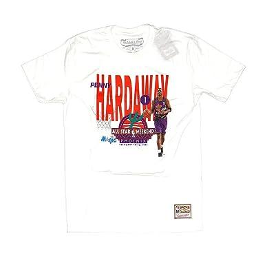 new arrival 909c4 7d82b Mitchell & Ness NBA All Star Penny Hardaway Orlando Magic T ...