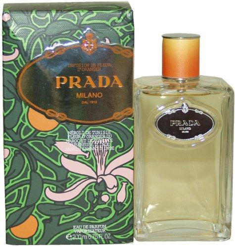 Milano Prada Infusion (Prada Milano Infusion De Fleur D'Oranger Eau De Parfum Spray for Women, 6.75 Ounce)