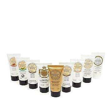 Amazon.com: Perlier Honey - Juego de crema de manos (9 ...