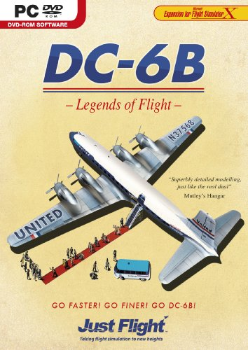 (DC-6B Legends of Flight - PC)