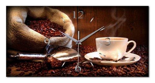 AmazonDe Kreative Feder WaF Kaffee Kchen Funk Wanduhr