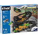 249 Piece K'NEX Imagine 4WD Crusher Tank Building Set