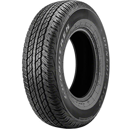 Dunlop GRANDTREK AT20 (P) all_ Season Radial Tire-P265/70R17 (TY 4RUN/FJ Cru) 113S
