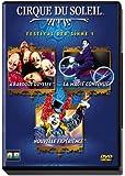 Cirque du Soleil - Festival der Sinne 1 [3 DVDs]