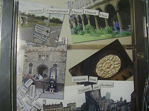 Postcards From England and Scotland