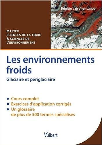 164ac2ca0e984e Les environnements froids - Glaciaire et périglaciaire - Master Sciences de  la Terre et Sciences de