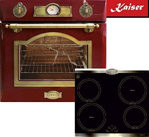 Set de cocina de inducción retro para coche/horno eléctrico ...